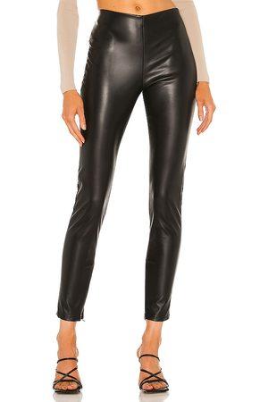 Graham & Spencer Berdine Faux Leather Legging in . Size M, S, XS.