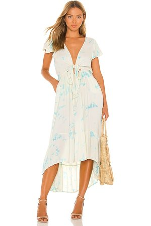 TIARE HAWAII Blake Maxi Dress in . Size S/M.