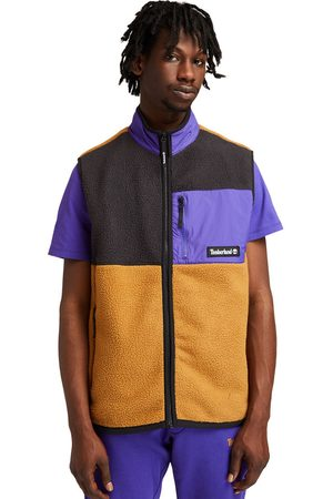 Timberland High-pile fleece gilet for men in , size l