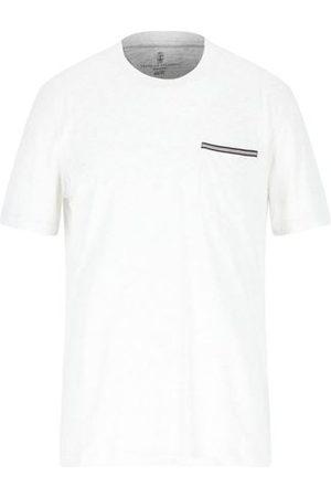 Brunello Cucinelli Men Short Sleeve - TOPWEAR - T-shirts