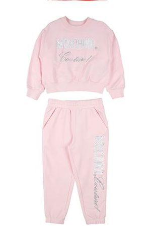MOSCHINO KID Girls Bodysuits & All-In-Ones - JUMPSUITS & DUNGAREES - Tracksuits