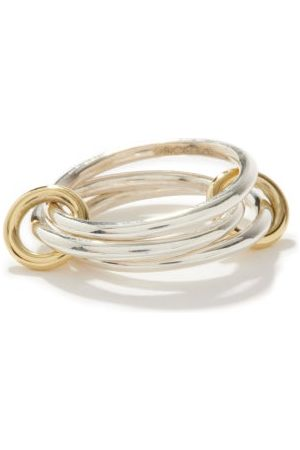 SPINELLI KILCOLLIN Solarium 18kt & Sterling- Ring - Womens