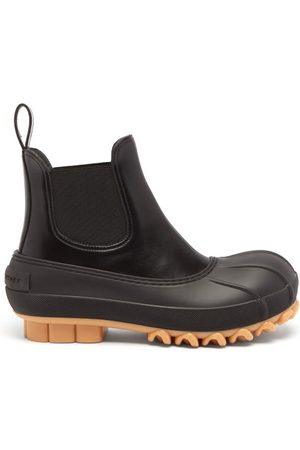 Stella McCartney Duck City Faux-leather Chelsea Boots - Womens
