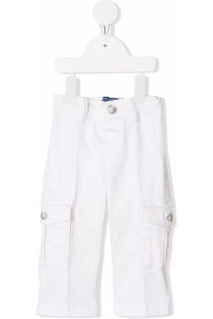 FAY KIDS Cargo Trousers - Cargo trousers