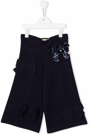 Billieblush Bow detail shorts