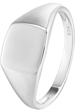 The Love Silver Collection Gent'S Sterling Oval Signet Ring
