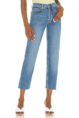 Boyish The Tommy High Rise Straight in . Size 24, 25, 26, 27, 28, 29, 30, 31, 32.