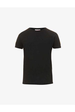 Orlebar Brown Men Short Sleeve - OB-T tailored crewneck cotton-jersey T-shirt