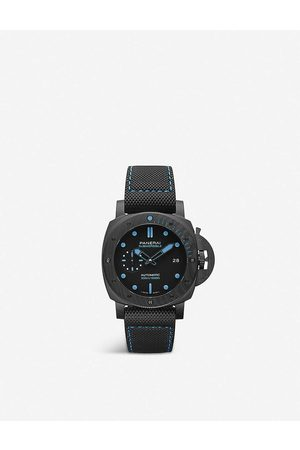 PANERAI Men Watches - PAM00960 Submersible CARBOTECH™ and woven watch