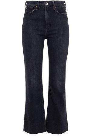 RAG & BONE Women Bootcut - Woman High-rise Kick-flare Jeans Size 23