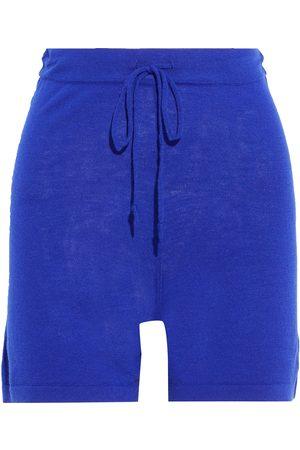 AUTUMN CASHMERE Women Shorts - Woman Cashmere Shorts Bright Size L