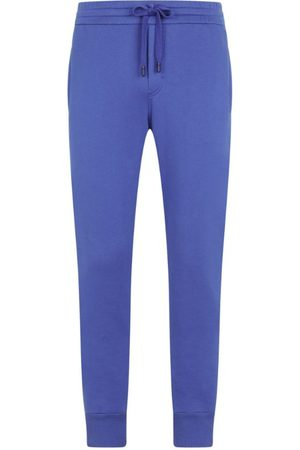 Dolce & Gabbana Men Trousers - Cotton Sweatpants