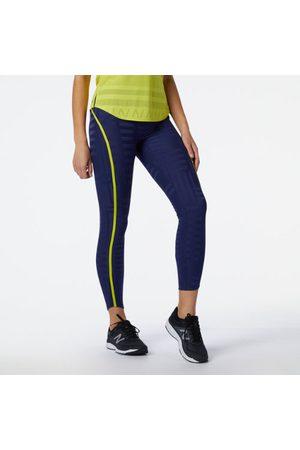 New Balance Women Trousers - Women's Q Speed Tight - - Size L