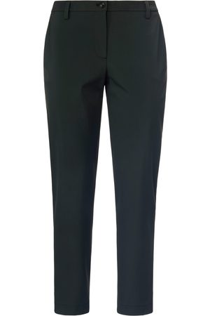 True Ankle-length trousers in techno-stretch size: 10