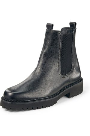 Paul Green Chelsea boots in calf nappa leather size: 37