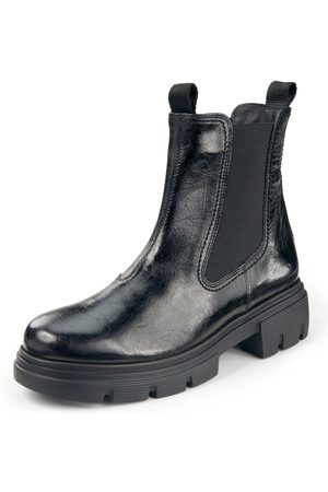 Paul Green Chelsea boots in calf leather size: 36
