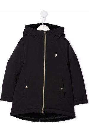 HERNO Parkas - Zipped padded parka coat