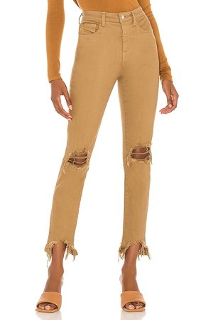 L'Agence High Line High Rise Skinny Destroyed in . Size 24, 25, 27, 28, 29, 30.