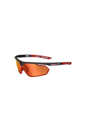 Salice Sunglasses 018 RWX NERO-ROSSO/RW ROSSO