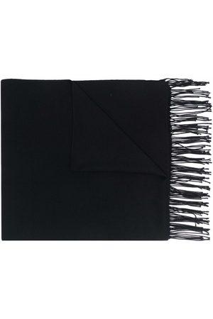 Emporio Armani Men Scarves - Longline fringed scarf