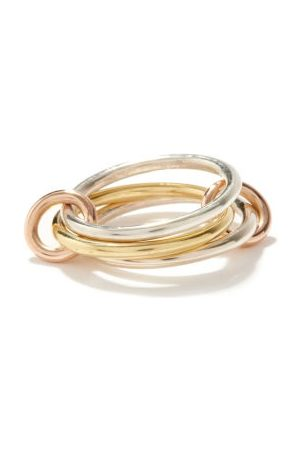 Spinelli Kilcollin Hyacinth 18kt Gold And Sterling- Ring - Womens - Multi