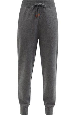 Burberry Larkan Drawstring Track Pants - Womens