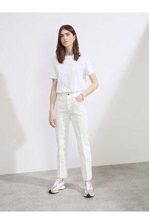 Raey Find Organic-cotton Straight-leg Jeans - Womens