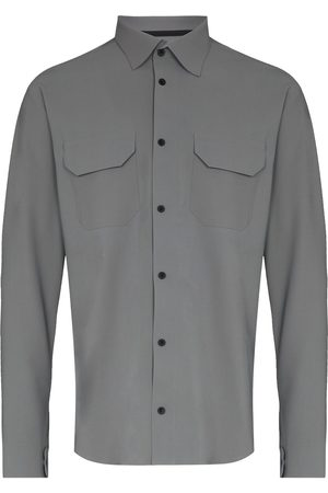 GR10K Double-pocket long-sleeve shirt