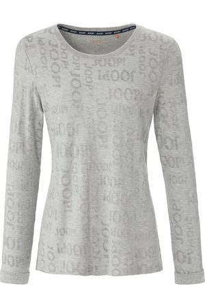 Joop! Round neck top long turn-up sleeves size: 10