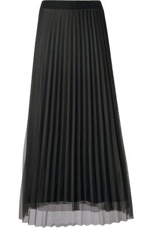 Margittes Long pleated skirt size: 10