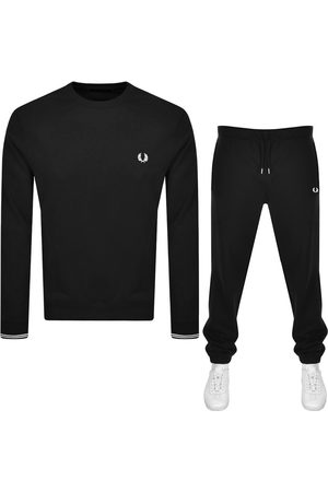 Fred Perry Logo Tracksuit