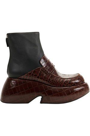 Loewe Wedge loafers