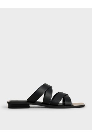CHARLES & KEITH Crossover Flats