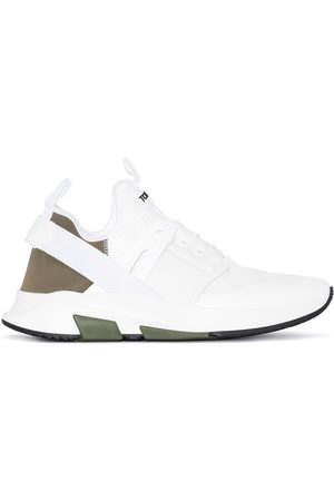 TOM FORD Women Trainers - Jago low-top sneakers