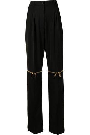 Dolce & Gabbana Women Formal Trousers - Detachable-leg wool trousers