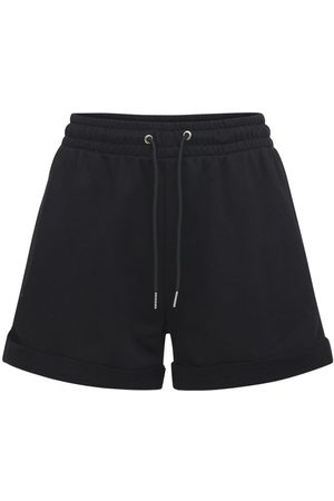 Adam Selman Sport Women Trousers - Cotton Blend Sweat Shorts