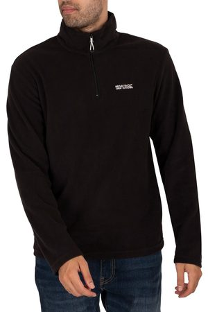 Regatta Men Sweatshirts - Thompson Fleece Zip Sweatshirt