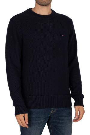 Tommy Hilfiger Men Jumpers - Exaggerated Structure Knit