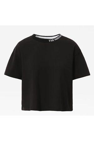 The North Face Women's Crop Zumu Short-Sleeve T-Shirt