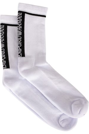 Emporio Armani Men Boxer Shorts - 2 Pack Sponge Short Socks