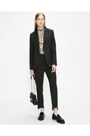 Ted Baker Women Formal Trousers - Tailored Slim Tapered Leg Trouser