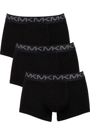 Michael Kors Men Briefs - Stretch Factor 3 Pack Trunks
