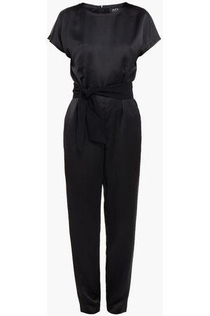 A.P.C. Women Jumpsuits - Woman Satin Jumpsuit Size 34