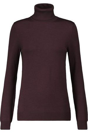 Prada Intarsia stretch-wool sweater