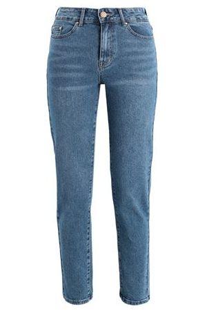 VILA Women Trousers - BOTTOMWEAR - Denim trousers
