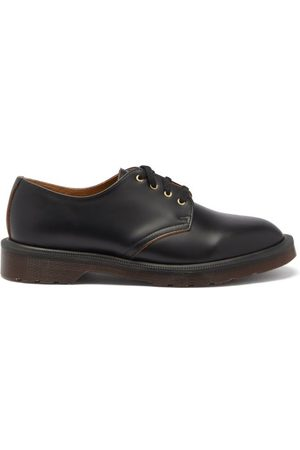 Dr. Martens Smith Leather Shoes - Womens