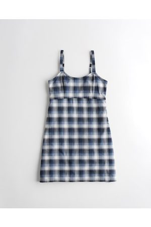 Hollister Stretch Knit Mini Dress