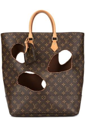LOUIS VUITTON Women Handbags - Pre-owned x Comme Des Garçons burned holes monogram tote