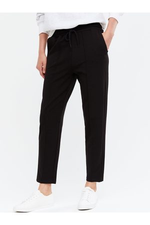 New Look Women Trousers - Ponte Pintuck Trousers