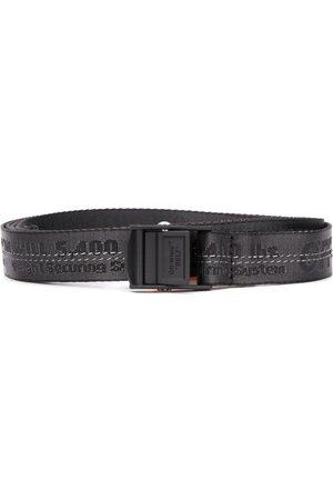 OFF-WHITE Belts - Mini industrial logo belt